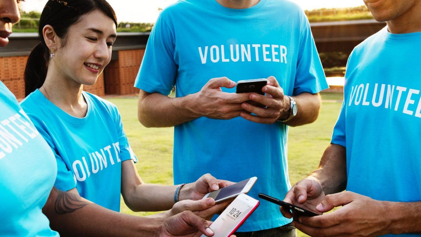 websites for searching volunteer jobs