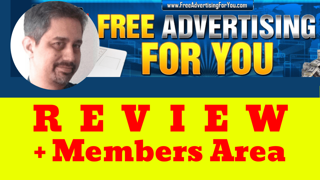 Free Advertising For You Review